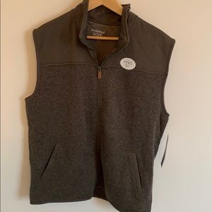 Men's Saddlebred Soft fleece vest size L